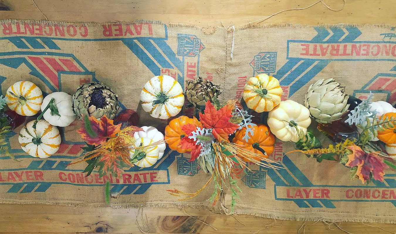 4 Easy Steps for Your Best Thanksgiving Table Decor