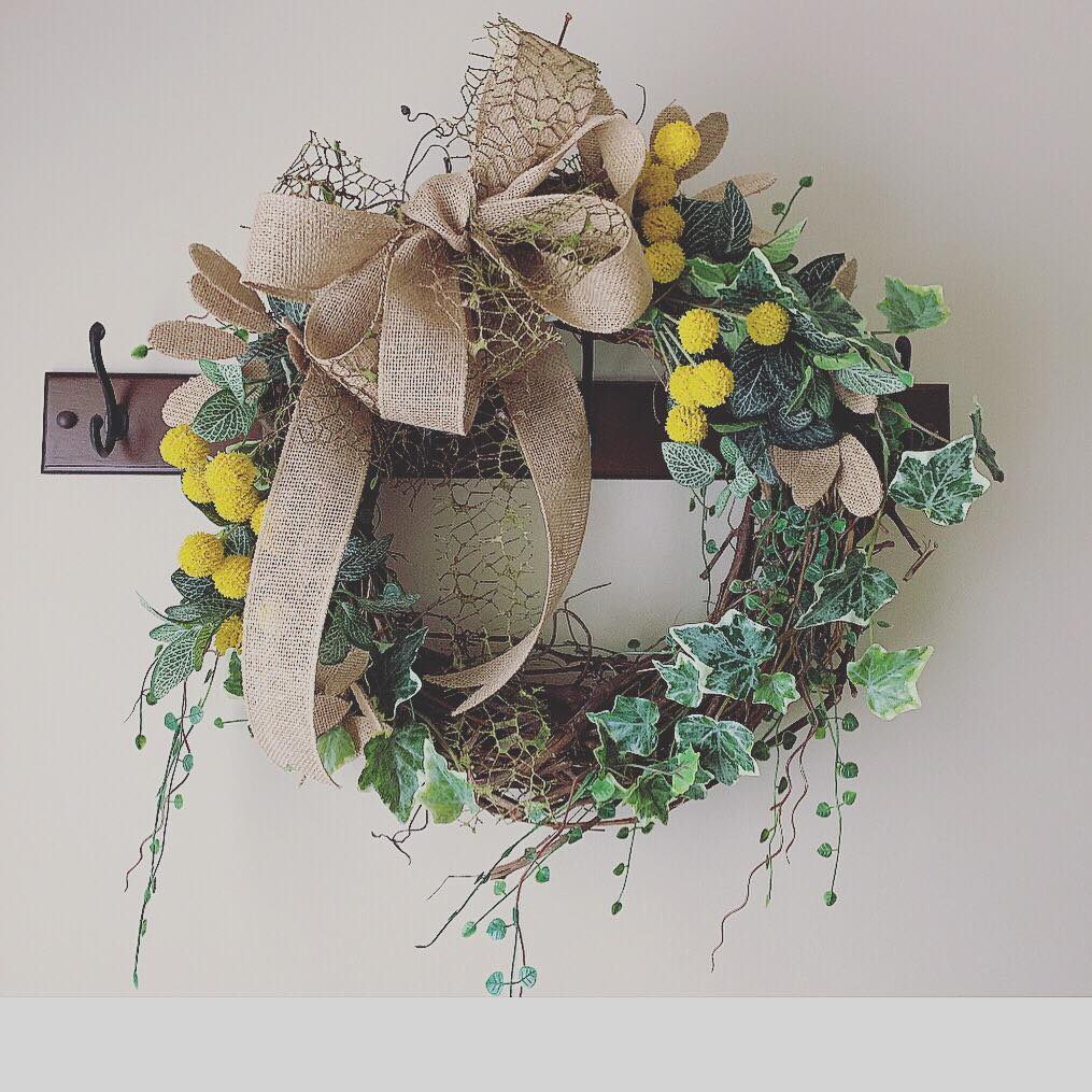 Create a Beautiful Wreath for Under $30